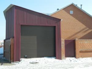 Автоматические гаражные ворота со скидкой!