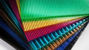 Распродажа цветного поликарбоната в Череповце