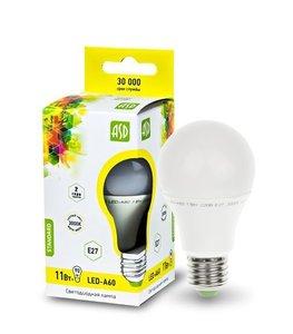 Снижение цен на светодиодные лампы ASD до 20%