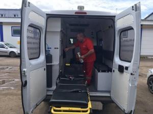 перевозка лежачих больных и медицинская транспортировка