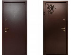 Стальные двери на заказ в Орске