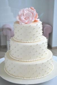 Свадебный торт в подарок!