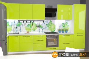 Кухня, модель JAZZ