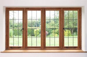 Купить окна из дуба от производителя