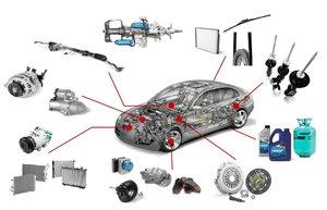 Магазин запасных частей для отечественных автомобилей и иномарок