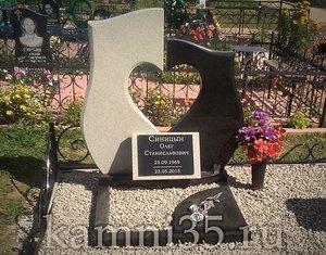 Памятники высшего качества от мастерской КАМНИ 35