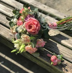 Свадебные букеты в Орске