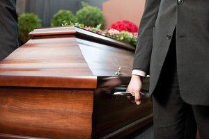 Похороны человека. Оформление необходимых документов