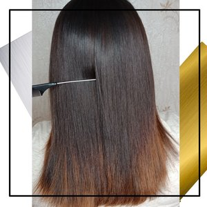 Восстановление волос (ботокс волос) и кератиновое выпрямление волос