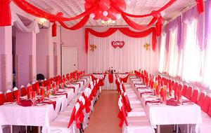 Свадебный банкет в Орске