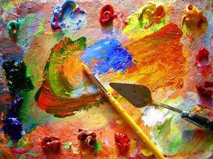 Акриловые Краски для художников