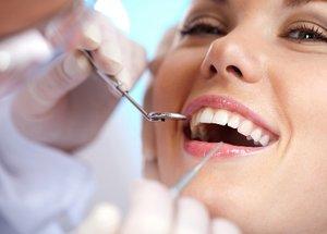 Лечение зубов ультразвуком в Череповце