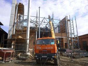 Промышленное строительство, выгодные предложения по всем направлениям