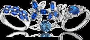 Серебряные украшения Череповец