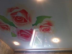 Натяжные потолки с фотопечатью: уникальный дизайн, красиво и недорого!