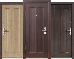 Стальные двери от салона «Твой дом»