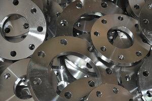 Укомплектуем трубопроводную арматуру фланцами стальными!