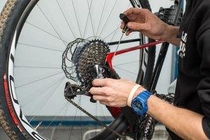Настройка и регулировка горных велосипедов