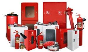 Купить противопожарное оборудование в Оренбурге