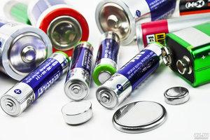 Всегда в продаже редкие батарейки