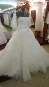 Грандиозные скидки на прошлые коллекции свадебных платьев - до 50%