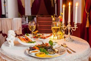 Романтический ужин в Череповце