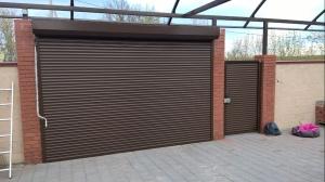 Качественные гаражные ворота
