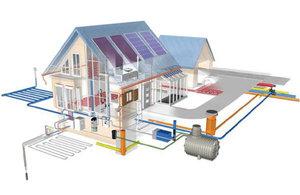 Услуги по проектированию и монтажу автоматических систем отопления