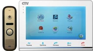 Комплект видеомофона для частного дома под ключ 13990