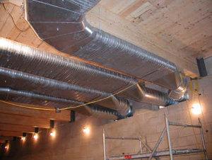 Эффективность приточно-вытяжной вентиляции
