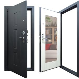 Купить металлическую дверь недорого