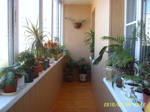 Отделка балконов иркутск