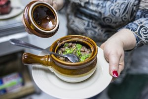 Блюда по-грузински
