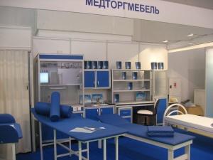 Новинки в медицинской мебели