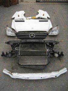 Авторазборка Мерседес (Mercedes) в Туле