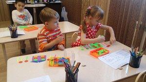 Акция! Развивающие занятия для детей 4 лет за 350 рублей на 3 часа только до 31 августа!
