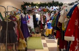 Прокат карнавальных нарядов