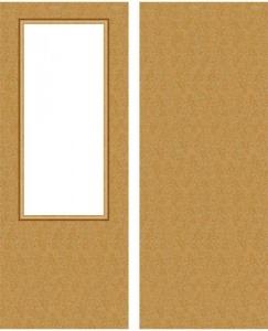 Двери для бытовок 1020 руб.