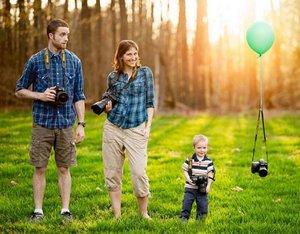 Семейная фотосессия в Туле - любовь и нежность в каждом кадре!