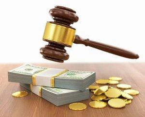 Взыскание денежных средств на законных основаниях!