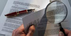 Составление и проведение экспертизы договоров и документов