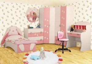 Детская мебель для девочек от магазина «Любимый Дом».