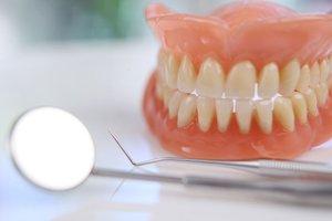 Изготовление и установка зубных протезов