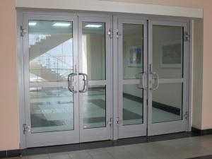 Скидки на Алюминиевые Двери
