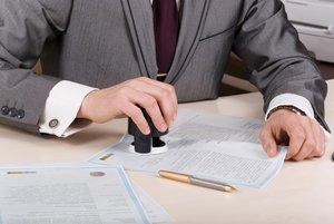 Регистрация изменений предприятий