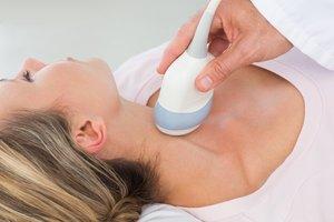 Узи щитовидной железы на хорошем оборудовании