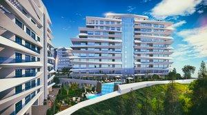 Двухкомнатная квартира в 100 метрах от Средиземного моря 5 900 тыс. руб.