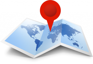 Список районов и остановок, где установлены динамики