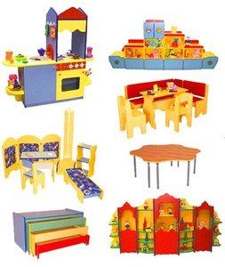 Мебель для детского сада покупаем в Туле!