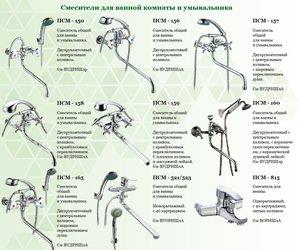 Российские смесители для кухни и ванной ПрофСан оптом и в розницу по низким ценам только у нас!
